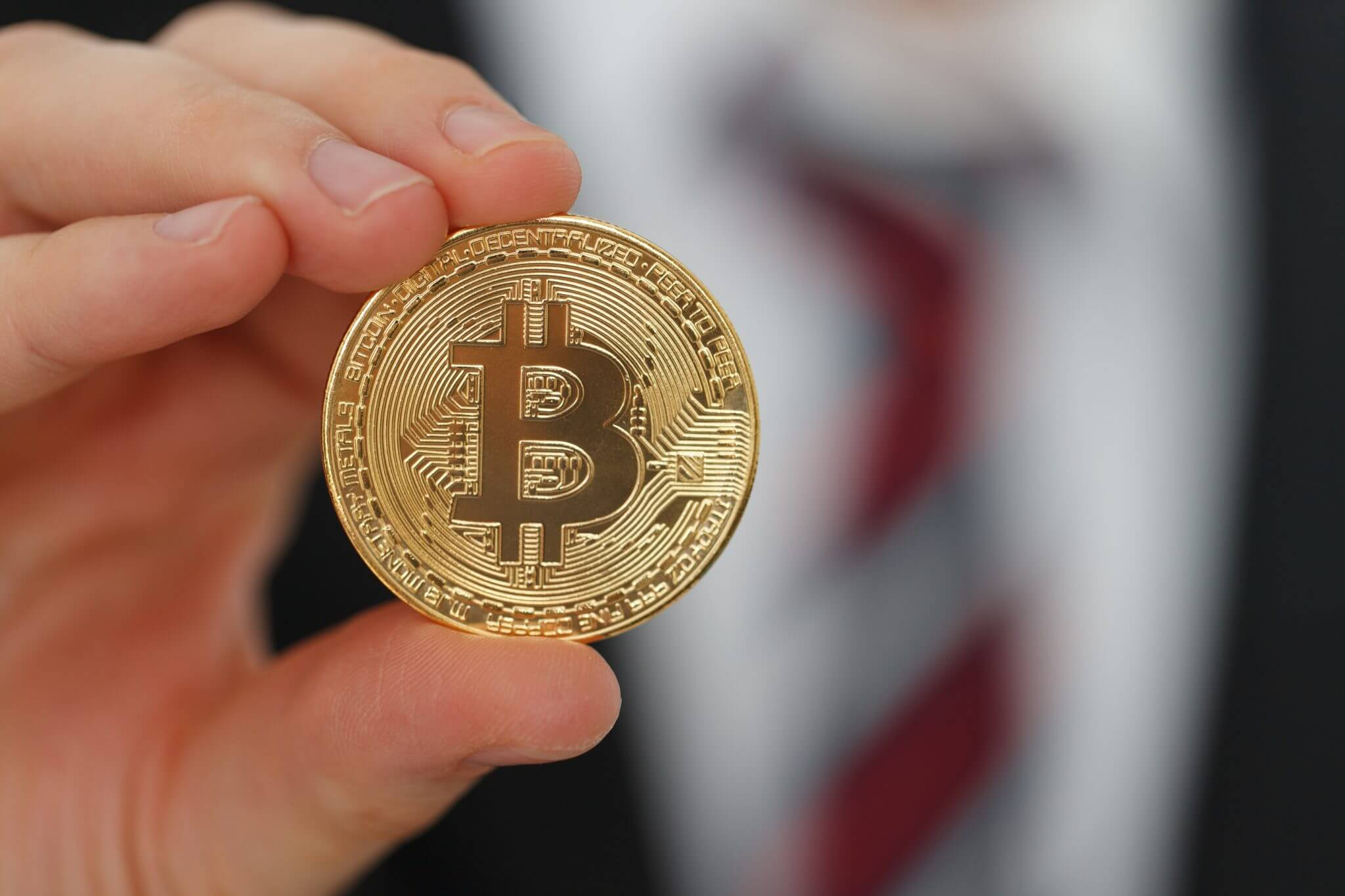 Bitcoin price flew by $2,000