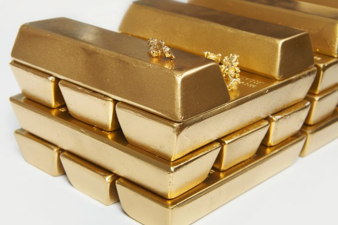 Gold reached the highest price