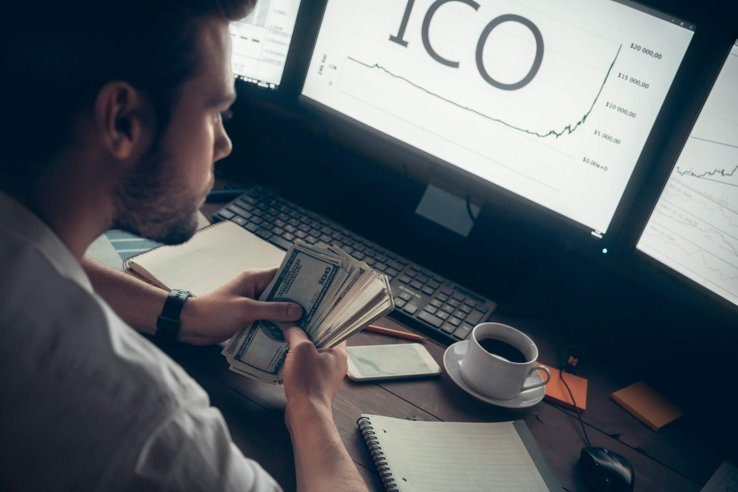Cryptocurrency trading and cryptocurrency mining - passive income