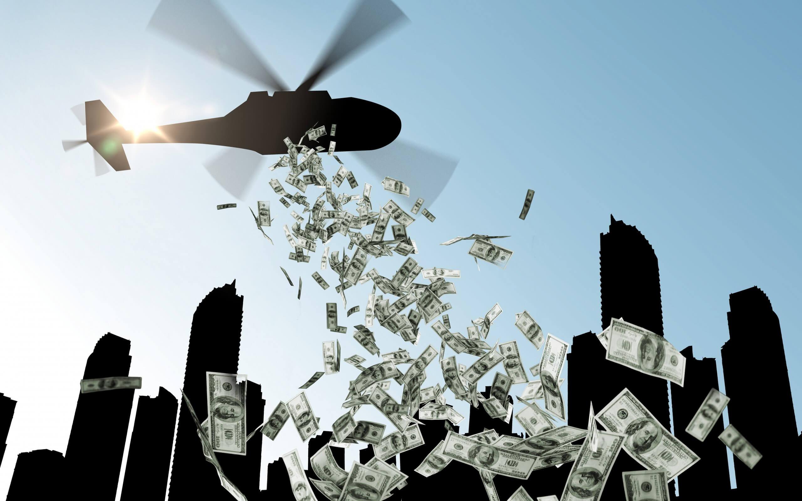 Quantitative easing FED Coronavirus