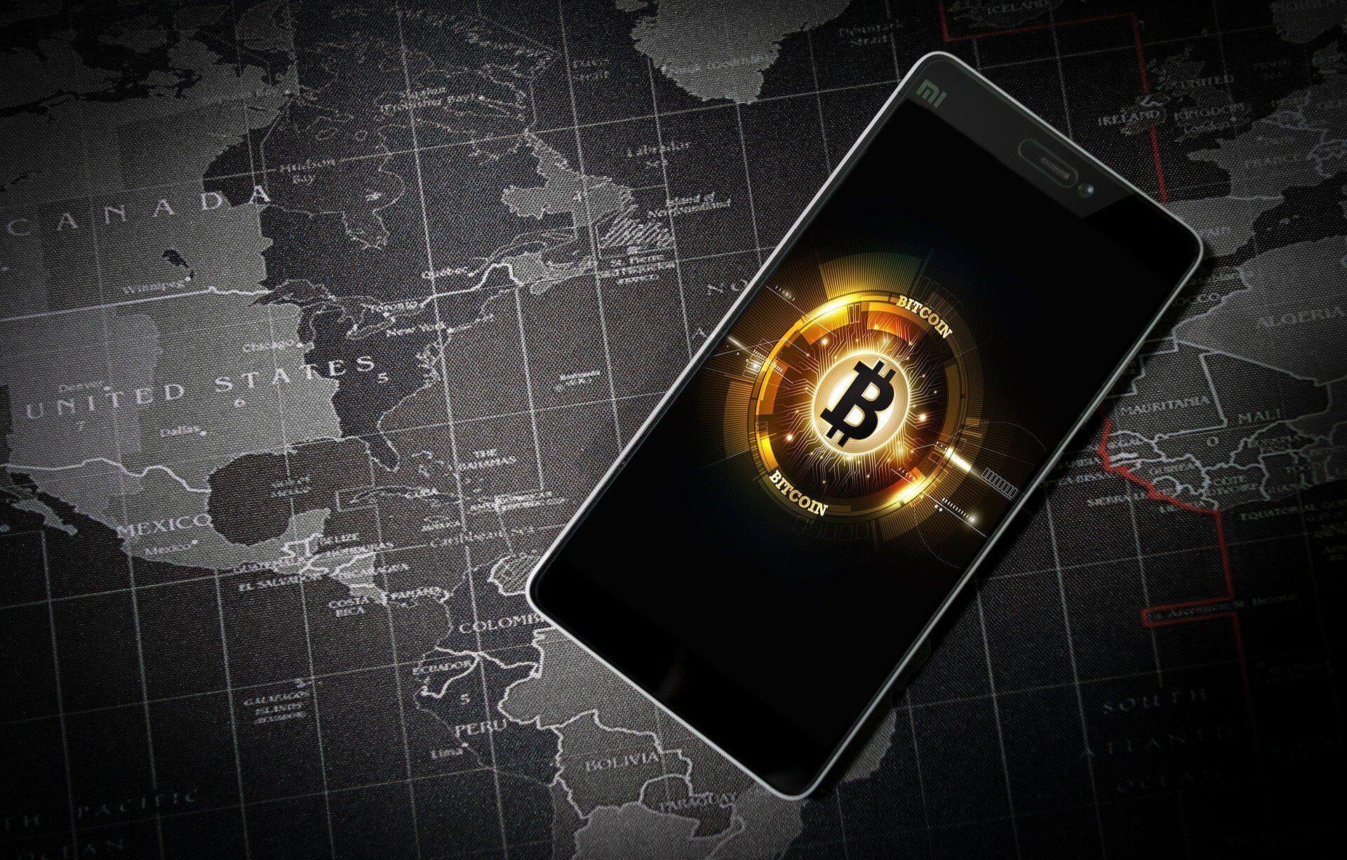 bitcoin trading future contracts
