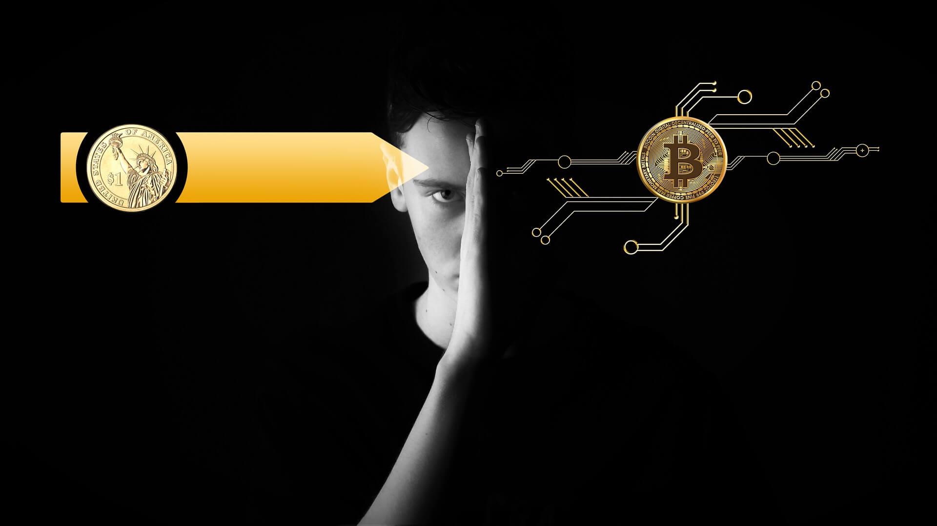 Crypto Bitcoin in China