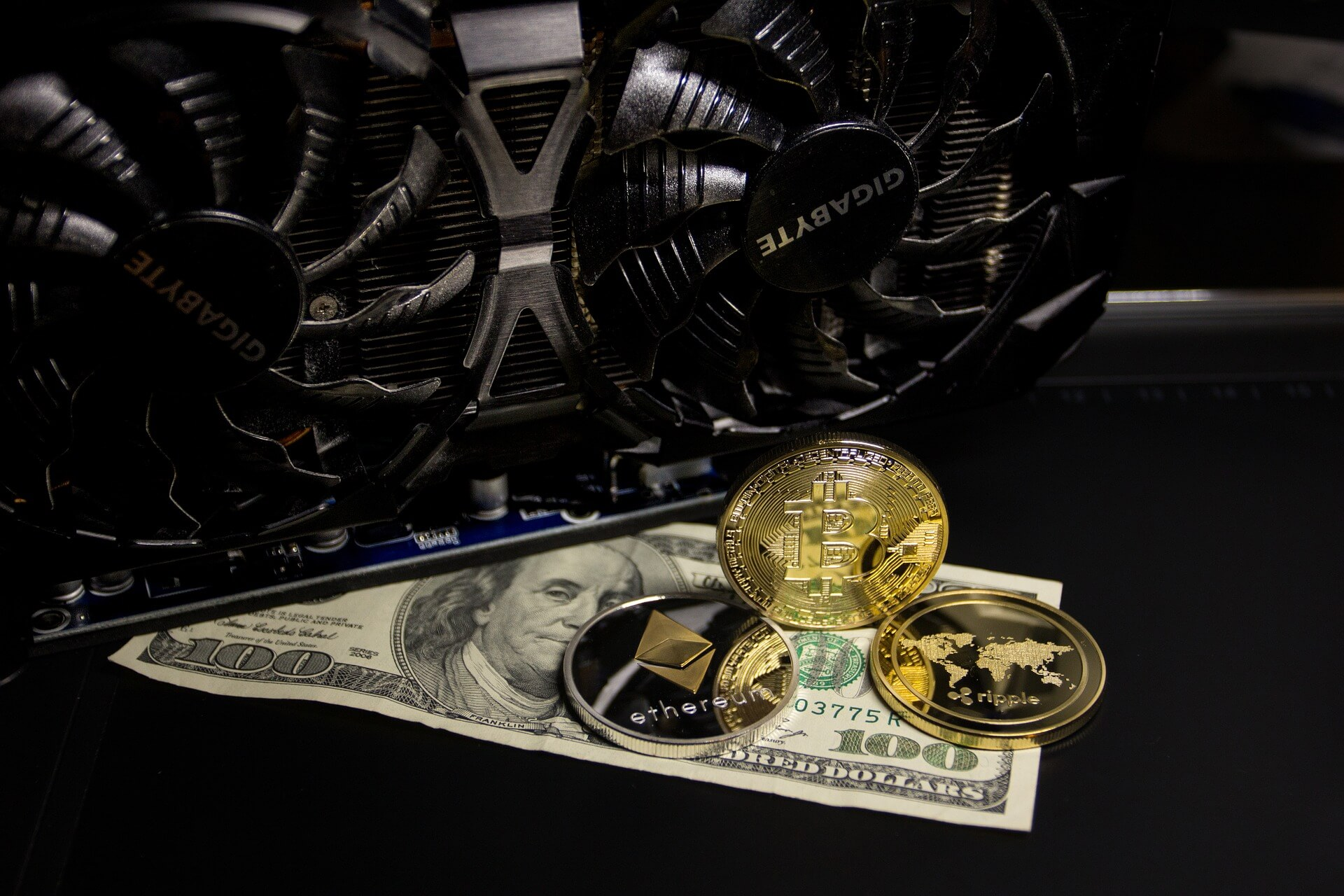 Bitcoin mining is affected by negative oil prices