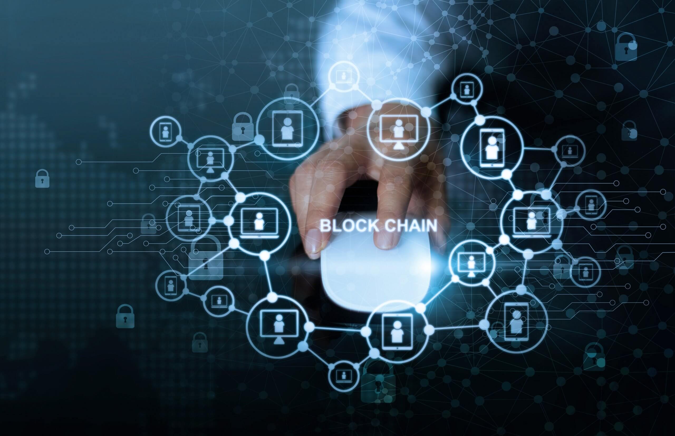 Blockchain - help with coronavirus?