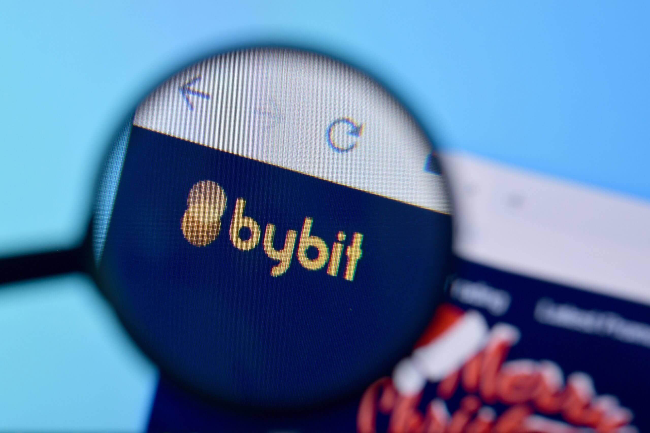 Bybit exchange platform for cryptocurrencies