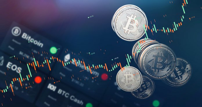 Value of Bitcoin broke another record