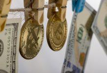 Cryptocurrency money laundering?
