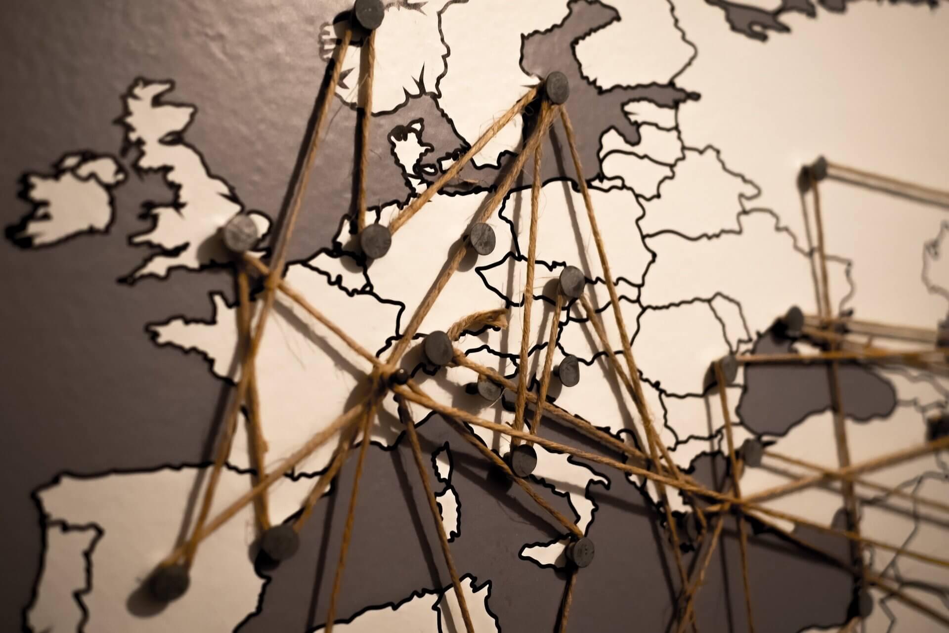 European economy had slowdown in December