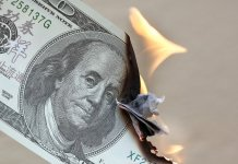 Inflation of Dollar is against high shares