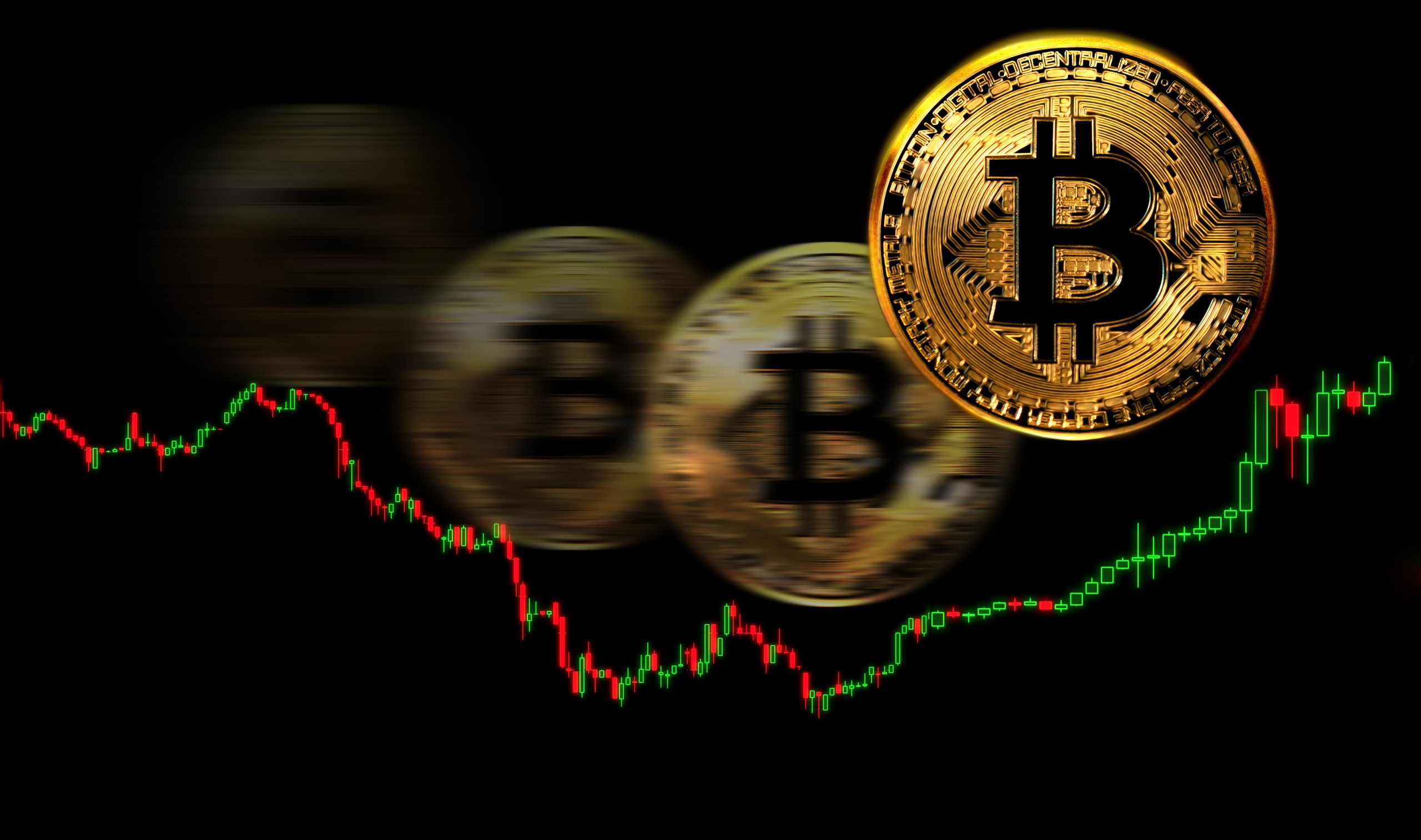 Bitcoin volatility is lower than in 2017