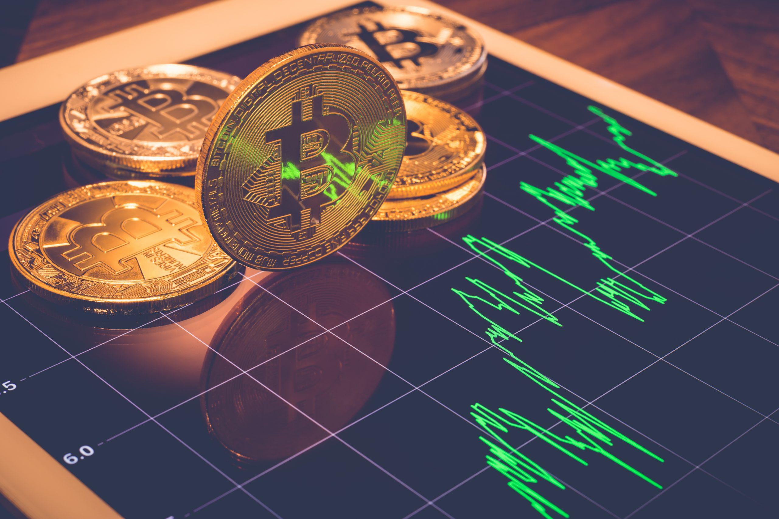 Bitcoin correction -