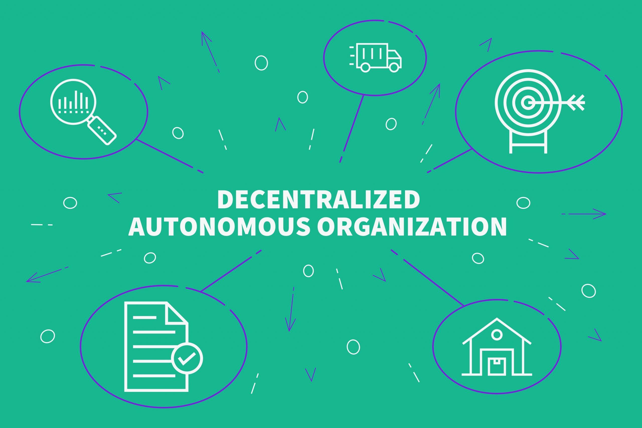 Decentralized Autonomous Organization - DAO