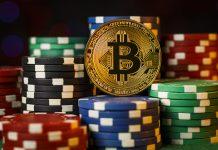 Virtual casino build in Decentraland