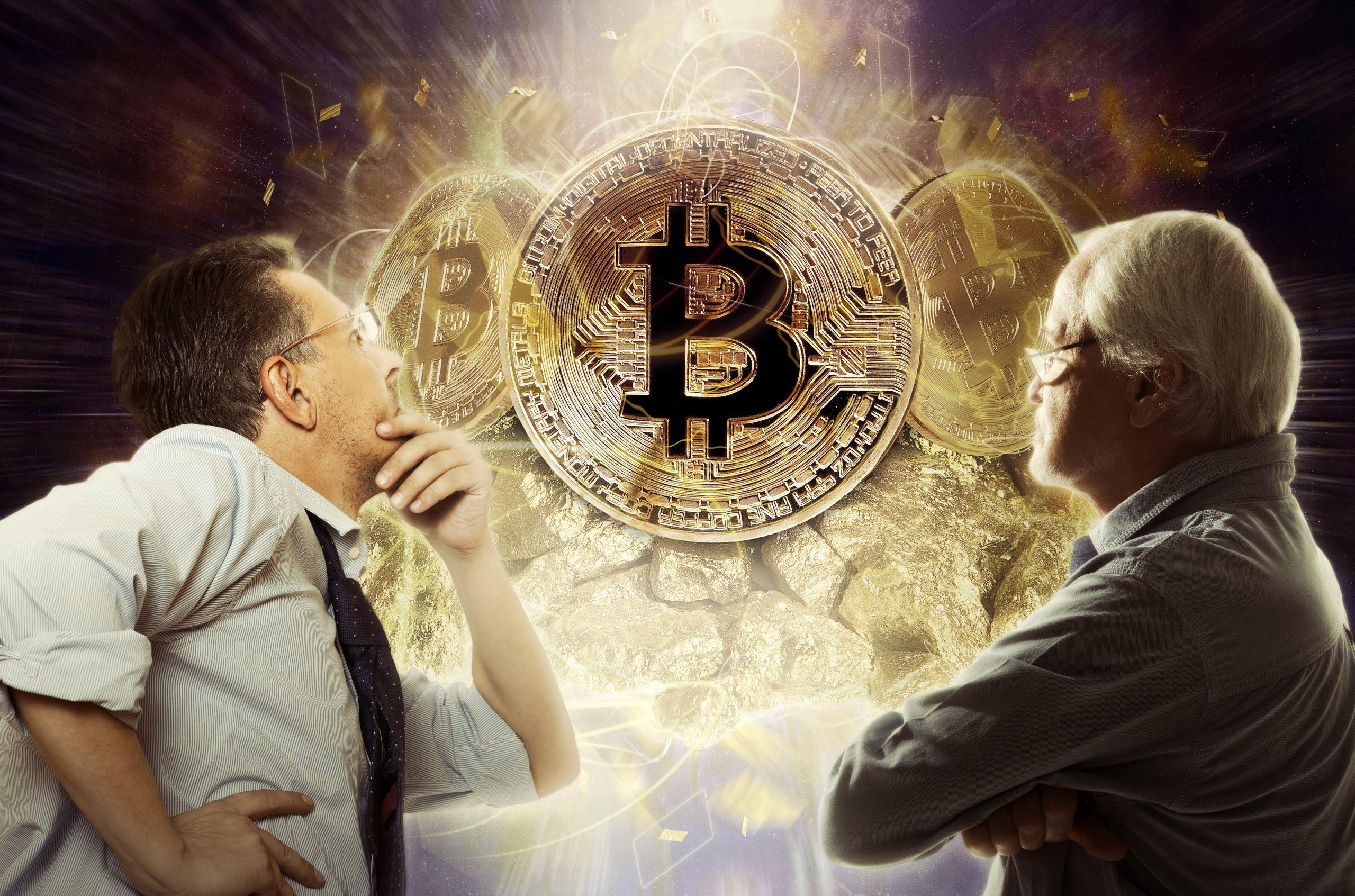 Bitcoin opinions - Billionaires have spoken