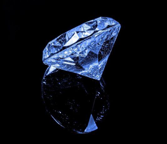 Bitcoin Diamond transaction by Sotheby's