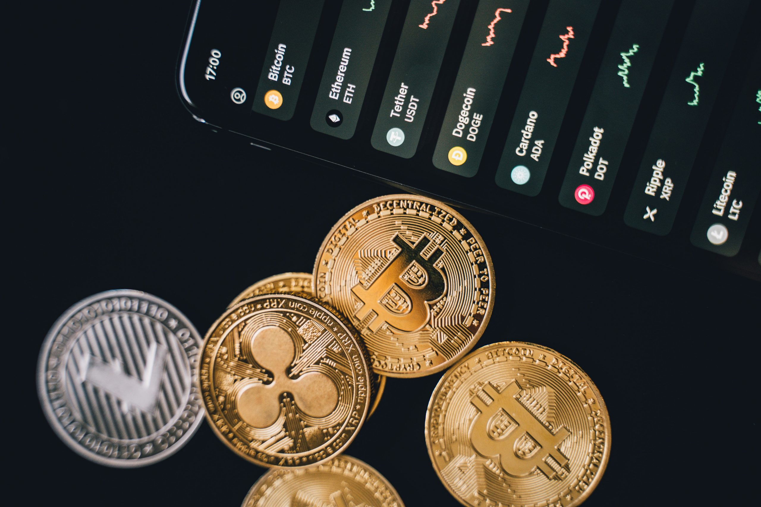 Latest Cryptocurrency News today - BTC,ADA,SOL