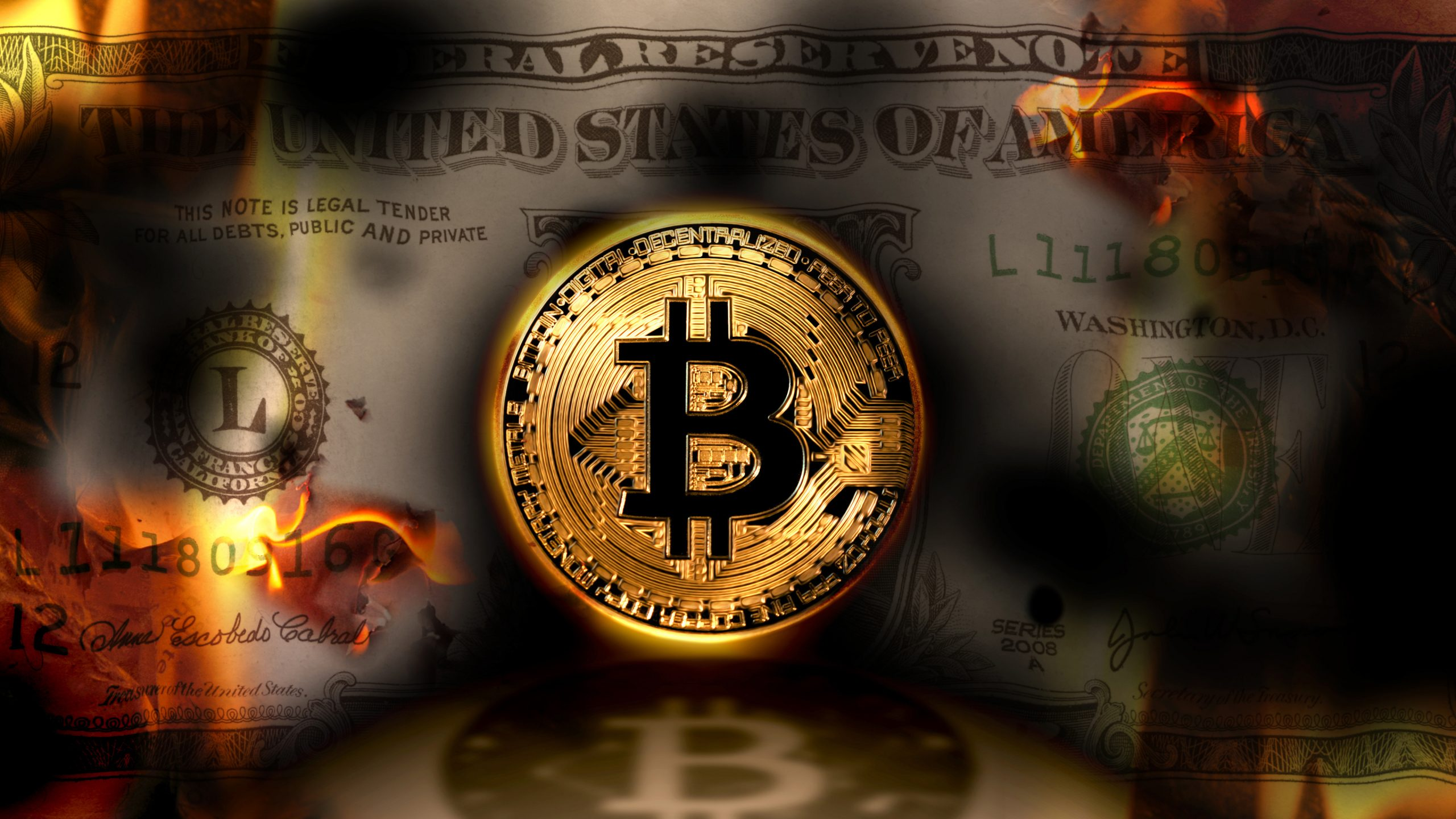 Stablecoins vs Bitcoin - What is better for inflation?